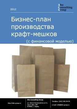 Бизнес-план производства крафт-мешков (с финансовой моделью)