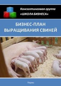 Бизнес план выращивания свиней