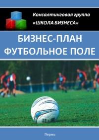 Бизнес план футбольное поле