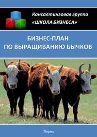 Бизнес план по выращиванию бычков